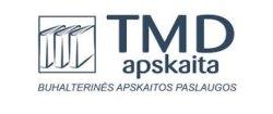 TMD apskaita